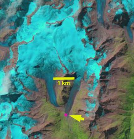 mont mine glacier 1988