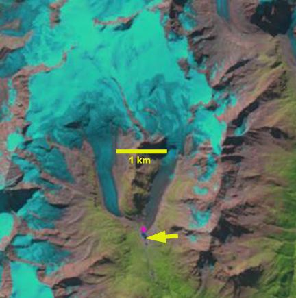 mont mine glacier 1999