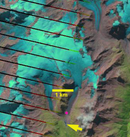 mont mine glacier 2011