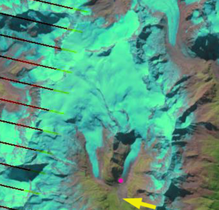 mont mine glacier 2012