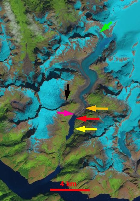 north dawes glacier 2013