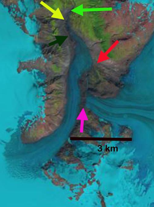 bromley glacier 2013