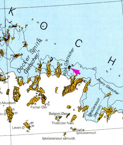 docker smith area  map