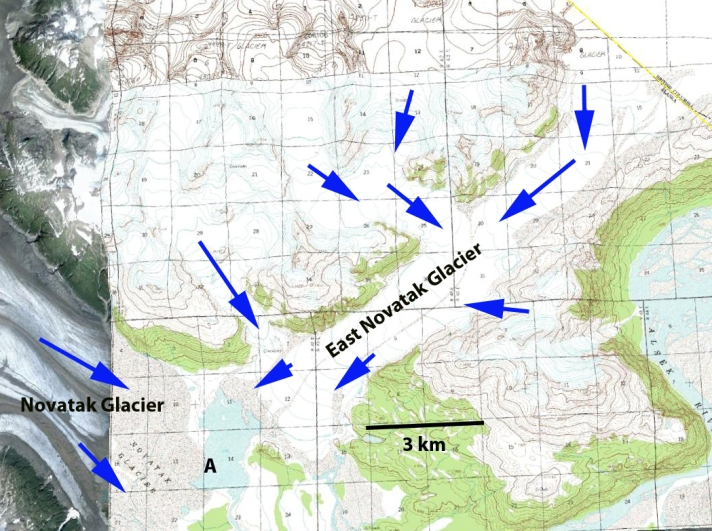 east novatak map