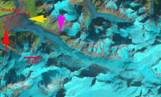 walker glacier 1984