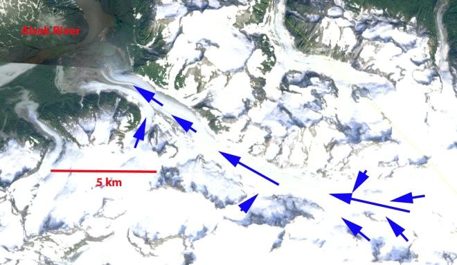walker glacier ge