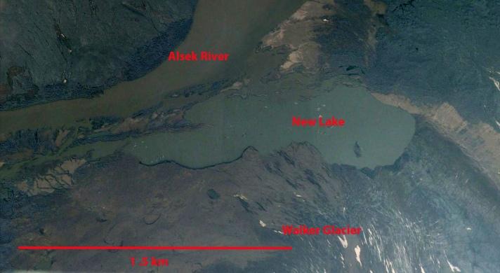 walker glacier terminus