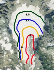columbia glacier Ba 2013