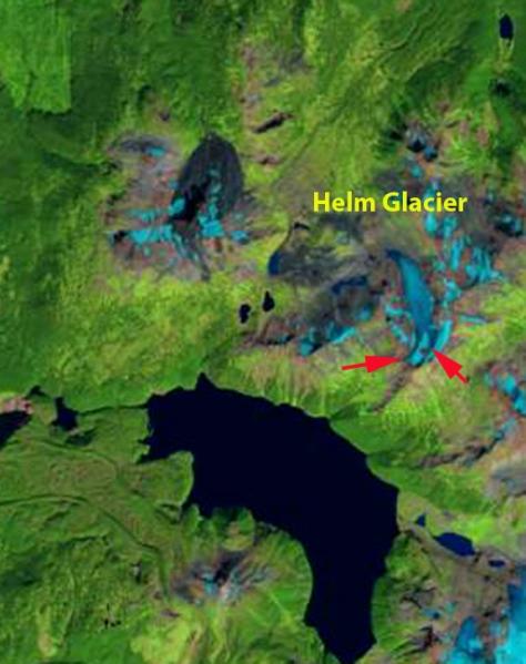 helm glacier 2013