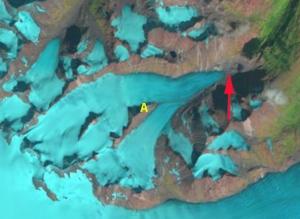 hoboe glacier 1993