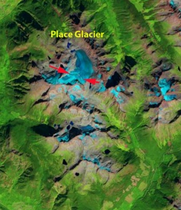 place glacier 2013