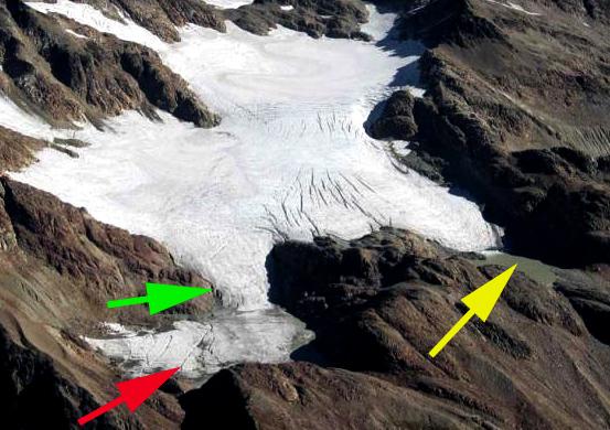 white river glacier 2002