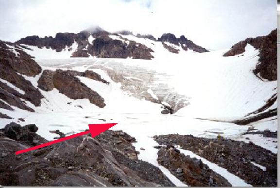 White River Glacier 95