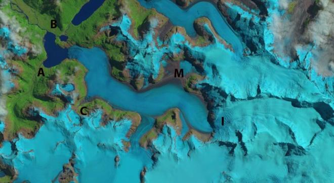 gualas glacier 2014