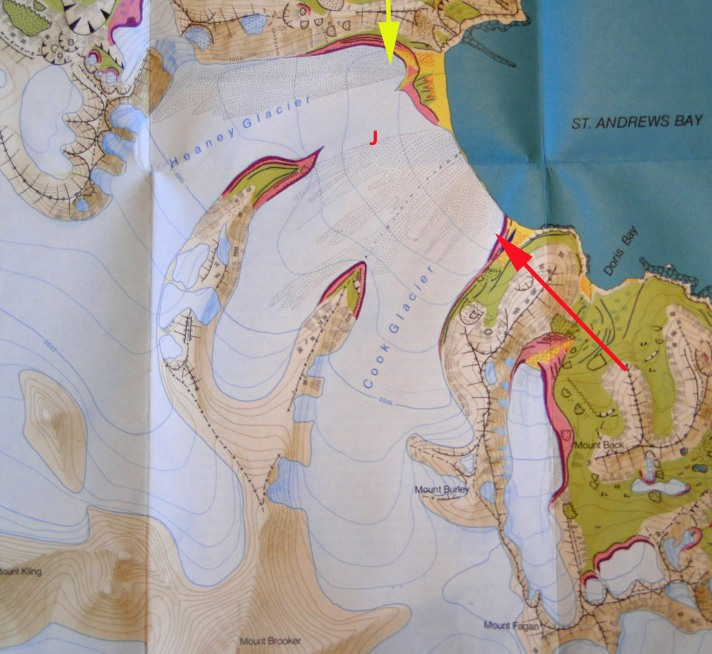 heaney glacier geology