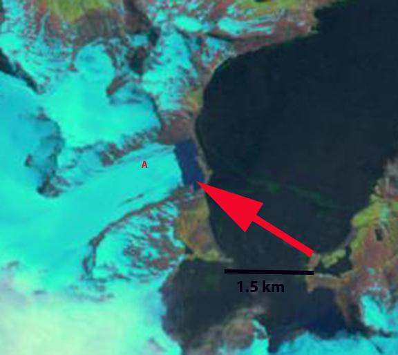 purvis glacier 1999