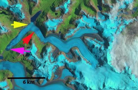 reicher  glacier 1897