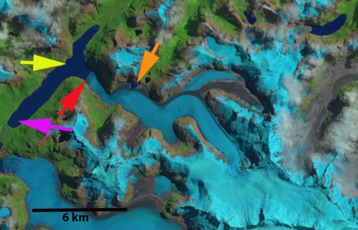 reicher glacier 2014