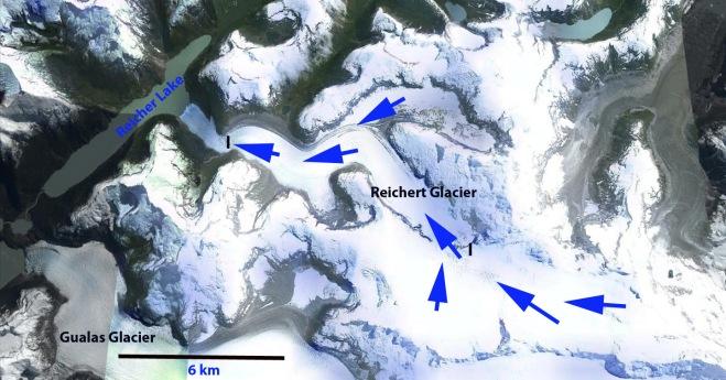 reicher glacier ge 2013