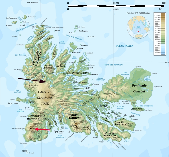 Kerguelen-Island-topo-Map