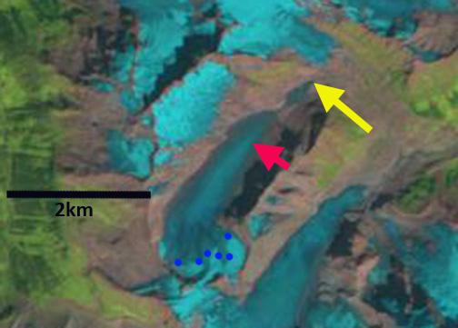 haworth glacier 1998