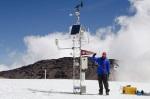 Ben Pelto on Mount Kilimanjaro