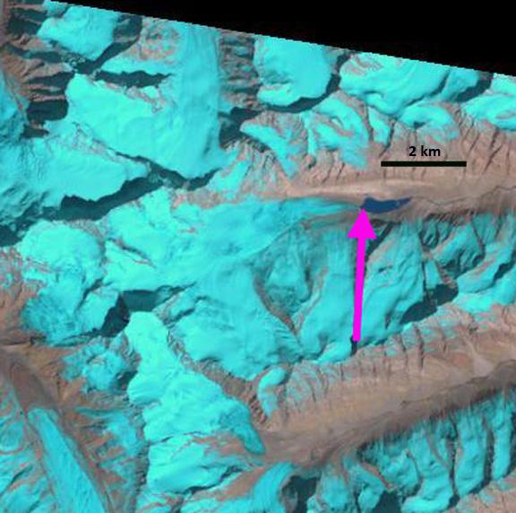 chilung glacier 1998