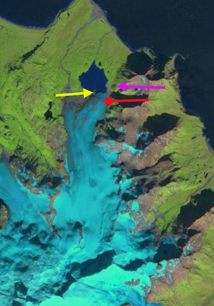 spotted glacier 2000