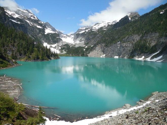columbia glacier july 20 2014