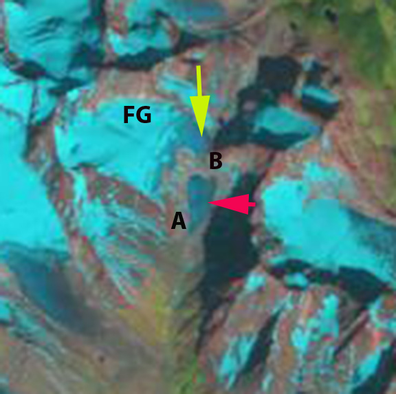 September 2014 – From a Glaciers Perspective