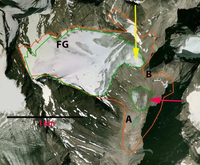 fraser glacier 2005
