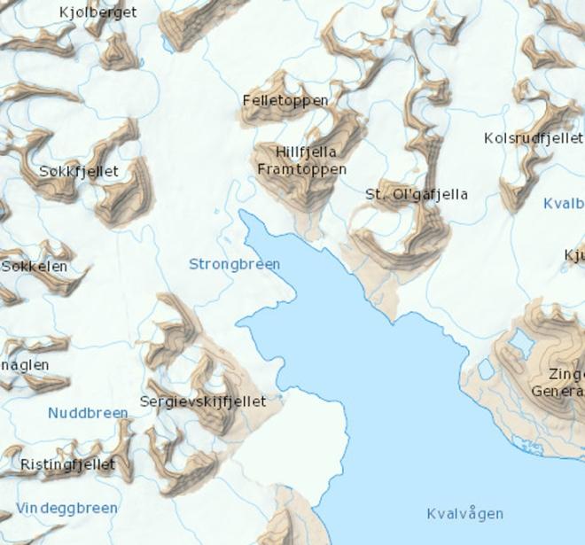 strong breen map