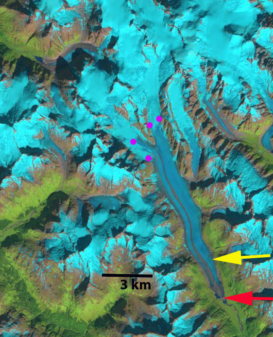 ferebee glacier 1986