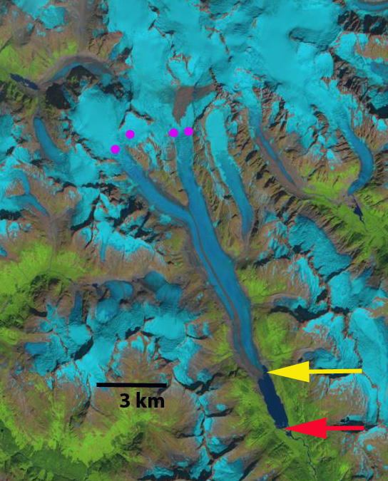 ferebee glacier 2014