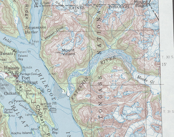 meade map