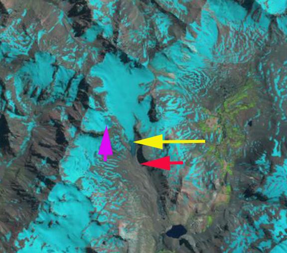 hulo glaciar 2003
