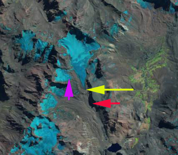 hulo glaciar 2013