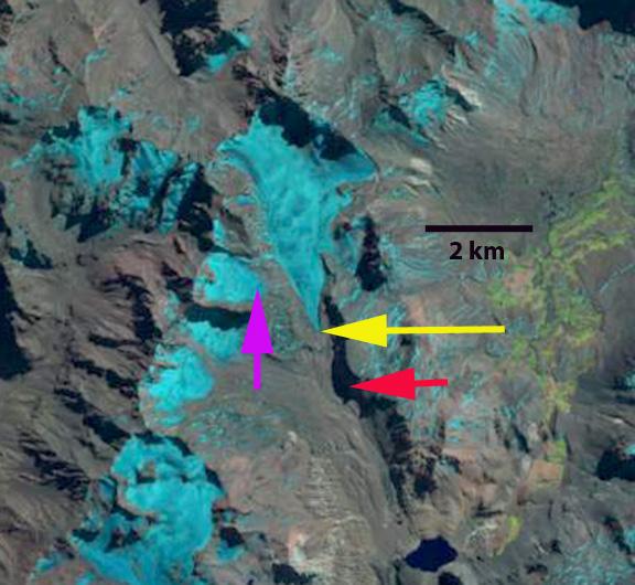 hulo glaciar 2014