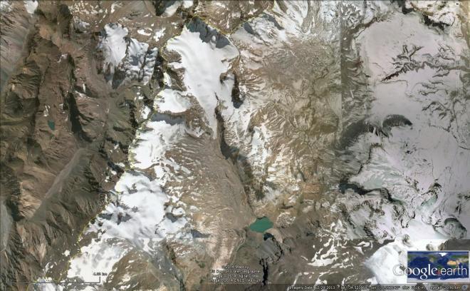 humo glaciar ge
