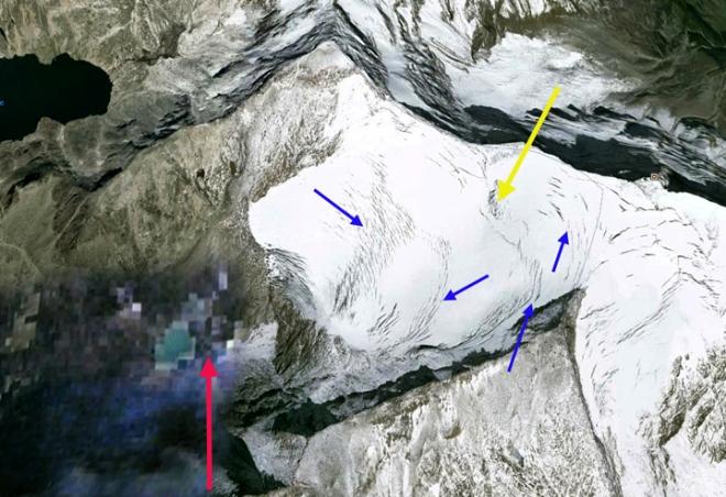 KleinFliess Glacier ge