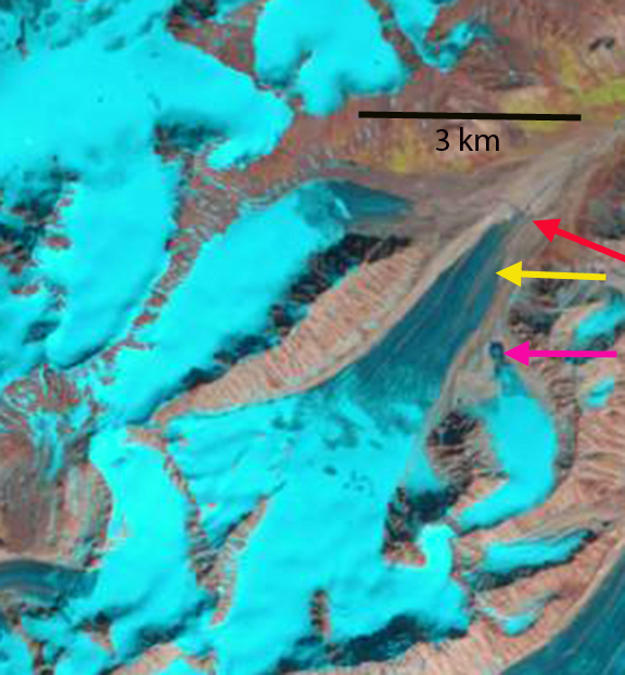 sovereign Glacier 1989