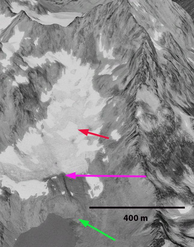 anderson Glacier 1990
