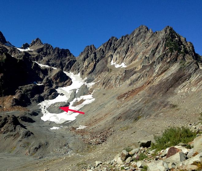 anderson glacier 2014