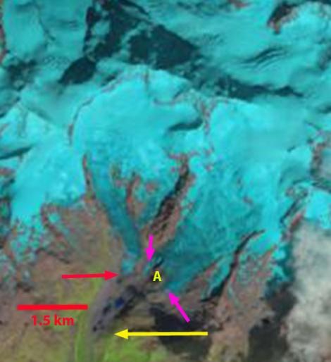 lys glacier 2014