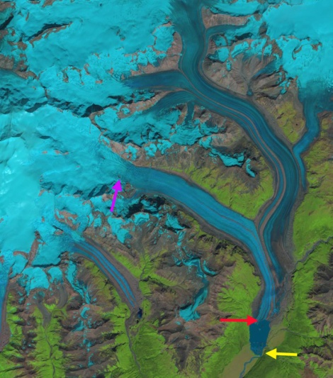 nizina glacier 2013
