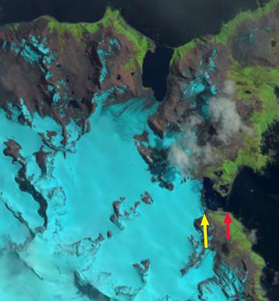 bertrab glacier 2015