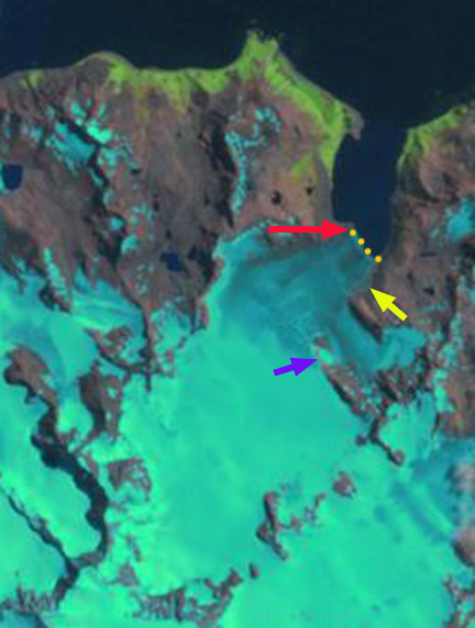 weddell glacier 2002