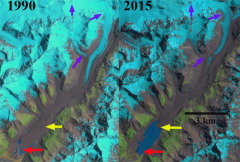 Murchison Glacier, NZ